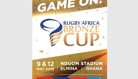 Rugby Africa Launches International Bronze Cup